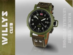 Willys Watches Great Britain